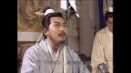 三国演义:老版诸葛亮吊丧周瑜催泪全场