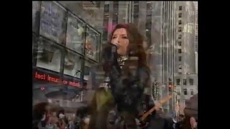 I am gonna getcha good·现场版1(让你爱上我)_2002美国今日秀节目纽约站 仙妮亚·唐恩 演唱