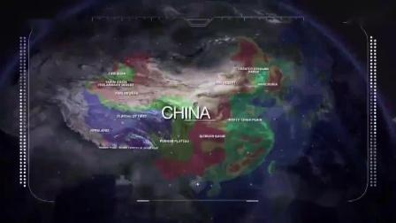鸟瞰中国-02