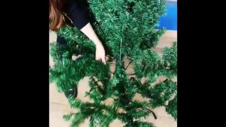 圣诞树安装视频
