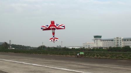 中山领航170CC 比斯双翼机测试