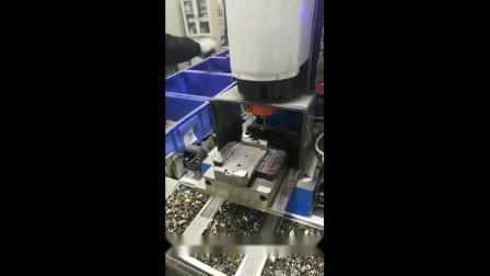 贝瑞克汽车刹车片自动铆接设备