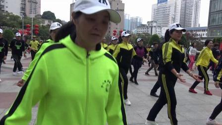 广西曳步舞2018(社会组)培训班纪实
