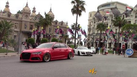 SUPERCARS IN MONACO 2018 - VOL. 25 《LaFerrari, 918 Spyder, 2x Zenvo, Apollo, etc