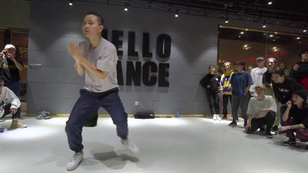【HELLO DANCE课堂】JINSTAR workshop - Going Bad