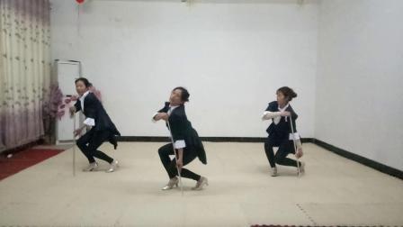基督教舞蹈(做与不做)自编,夹沟镇辛丰舞蹈团原创