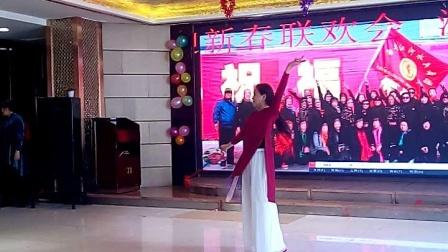 12 江河舞蹈团年会集体视频