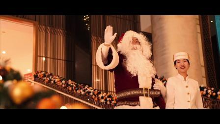 王府半岛酒店圣诞点灯仪式