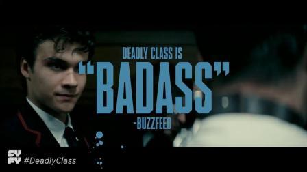 致命班级 Deadly Class 12月18日 预告