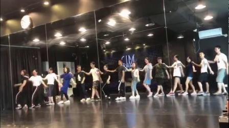 舞蹈队欢迎你的加入!