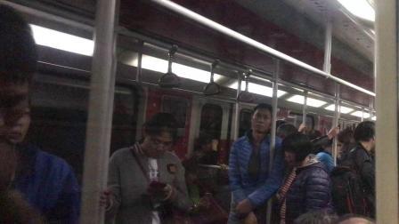 广州地铁1号线 公园前-西门口