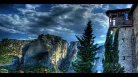 我在B189 大气山水风景延时摄影视频素材大自然景观VJ截了一段小视频