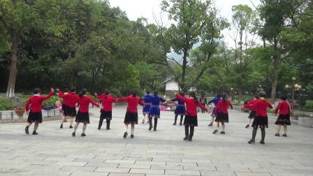广场舞相伴一生