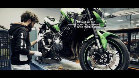 """意大利LeoVince品牌-如何安装""""尾段""""改装排气系统"""