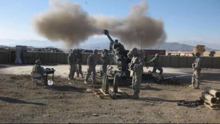 欧洲头号强国出兵叙利亚,与美军组队狂轰4万发炮弹,比越战还猛