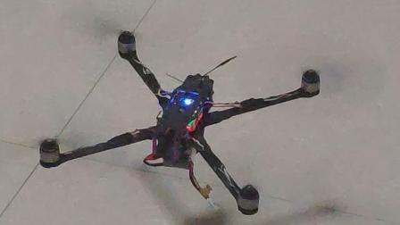 御电机机架飞,渣技术,小空间