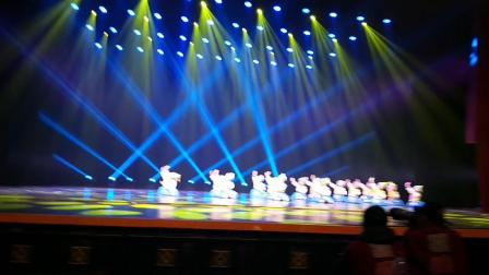 2018晶彩童心少儿舞蹈《小骑手》北京手足舞蹈–金奖(陈艺果)