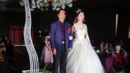 婚礼主持人张红新广饶宾馆主持片段