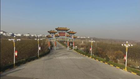 壮美马家庄·共圆中国梦