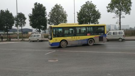 金旅LNG公交车《铜梁蒲吕》