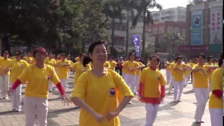 全国广场舞海珠区培训 -最美的中国