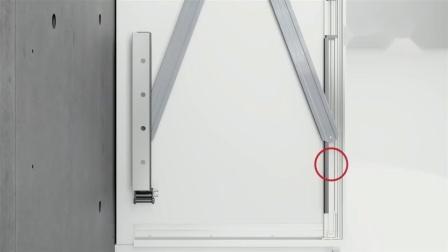插入门(Hawa Concepta 25-30)安装视频