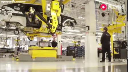 汽车探秘,走进意大利兰博基尼工厂,看一辆19款URUS如何组装生产