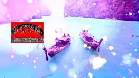 咖喱咖喱旋转木马摩天轮卡通六一儿童节梦幻城堡热气球童话led背景视频素材