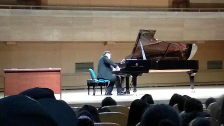 """陈韵劼讲贝多芬第八钢琴奏鸣曲""""悲怆"""""""