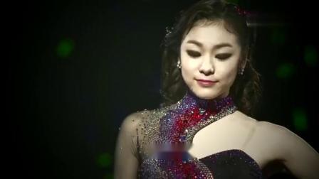 媚到骨子里韩国花样滑冰女神金妍儿一出场观众就不淡定了