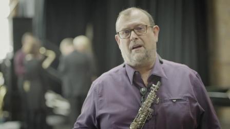 Roland Aerophone ensemble 与原声萨克斯完美合奏