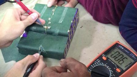 锂电池维修培训