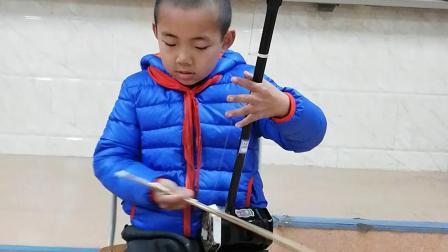 唐辰博小朋友演奏《嘀哩哩》