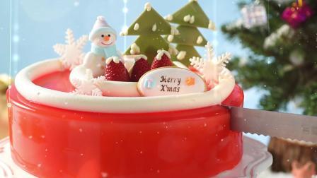 幸福西饼2018圣诞限定蛋糕 - 圣诞童话视频