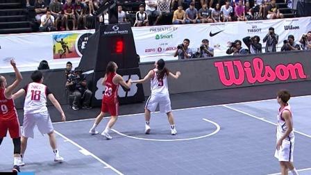 2018FIBA3x3中国队年度五佳球