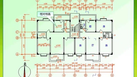 第三节 建筑平面图