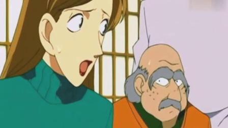 名侦探柯南,工藤有希子考验自己的儿子的方式很特别,网友都懵!