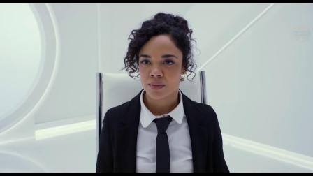 黑衣人4 首爆国际版预告 MEN IN BLACK 4_ INTERNATIONAL Trailer (2019)