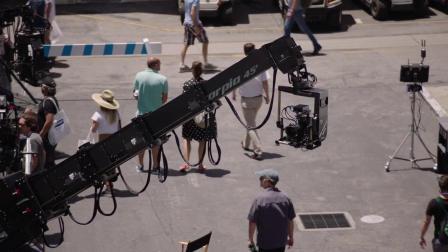 Servicevision - Telescopic crane Scorpio 45'&mini Scorpio Head by Defy