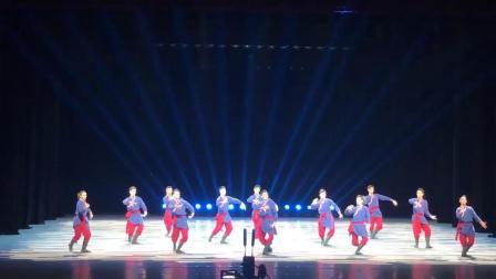 蒙古族舞蹈繞臂繞腕組合簡單的兩個動作讓整支舞變得大氣
