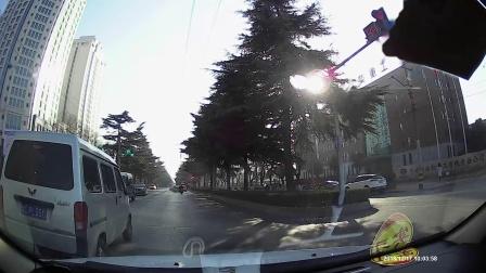 义马市乐亿佳商贸公司驱车上洛阳路途行车记录 2018年12月17日10点08分 周一