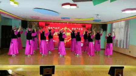 靖煤春常在合唱团(新疆舞)