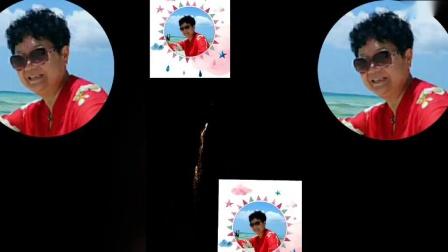 珠海市自编《歌唱祖国》柔力球表演