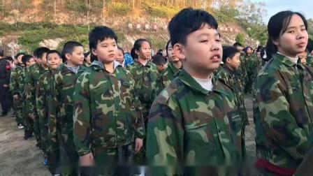 2018-12 惠州市南坛小学五年级(2)班德育基地拓展训练