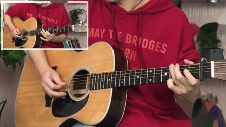 王一吉他小站——《隐形的翅膀》双吉他版