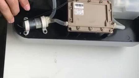 管线机滴水解决方案(安装内部逆止阀)
