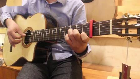 吉他指弹版圣诞歌《jingle bells》指弹吉他