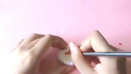 就这样爱你爱你爱你随时都要一起——七夕情人节心形奶油樱桃蛋糕