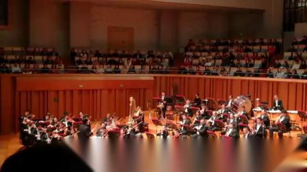 辞旧迎新北京交响乐团蓝色多瑙河片段