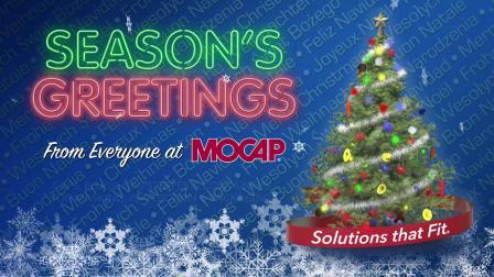 MOCAP茂凯圣诞